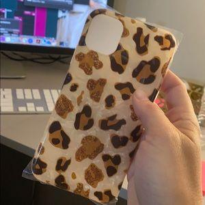 iPhone 11 Cheetah Phone Case - BRAND NEW